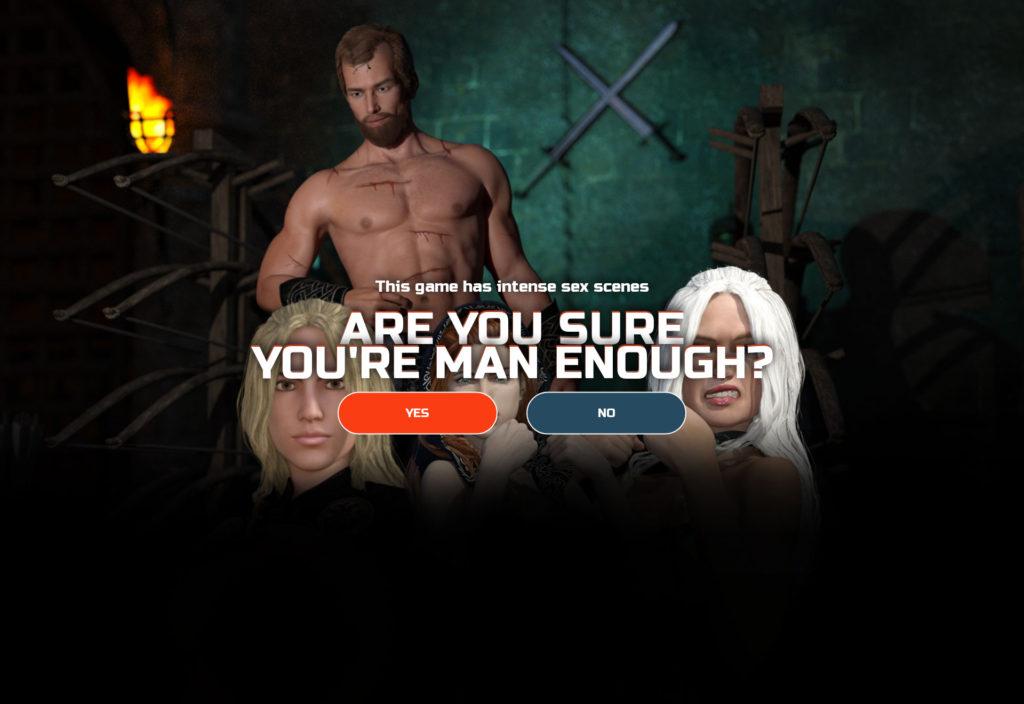 Versione Porno di Game of Thrones