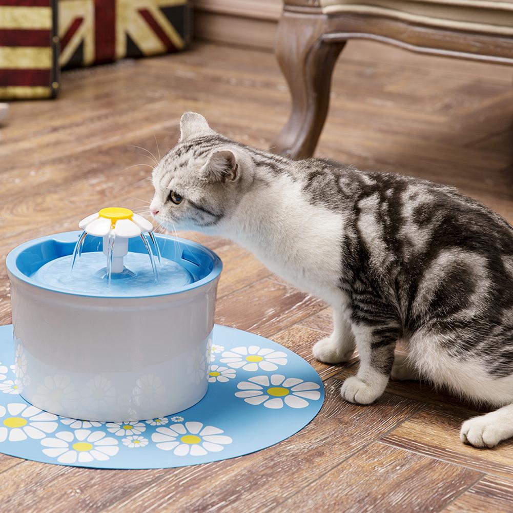 Ciotola acqua a forma di fontanella per animali