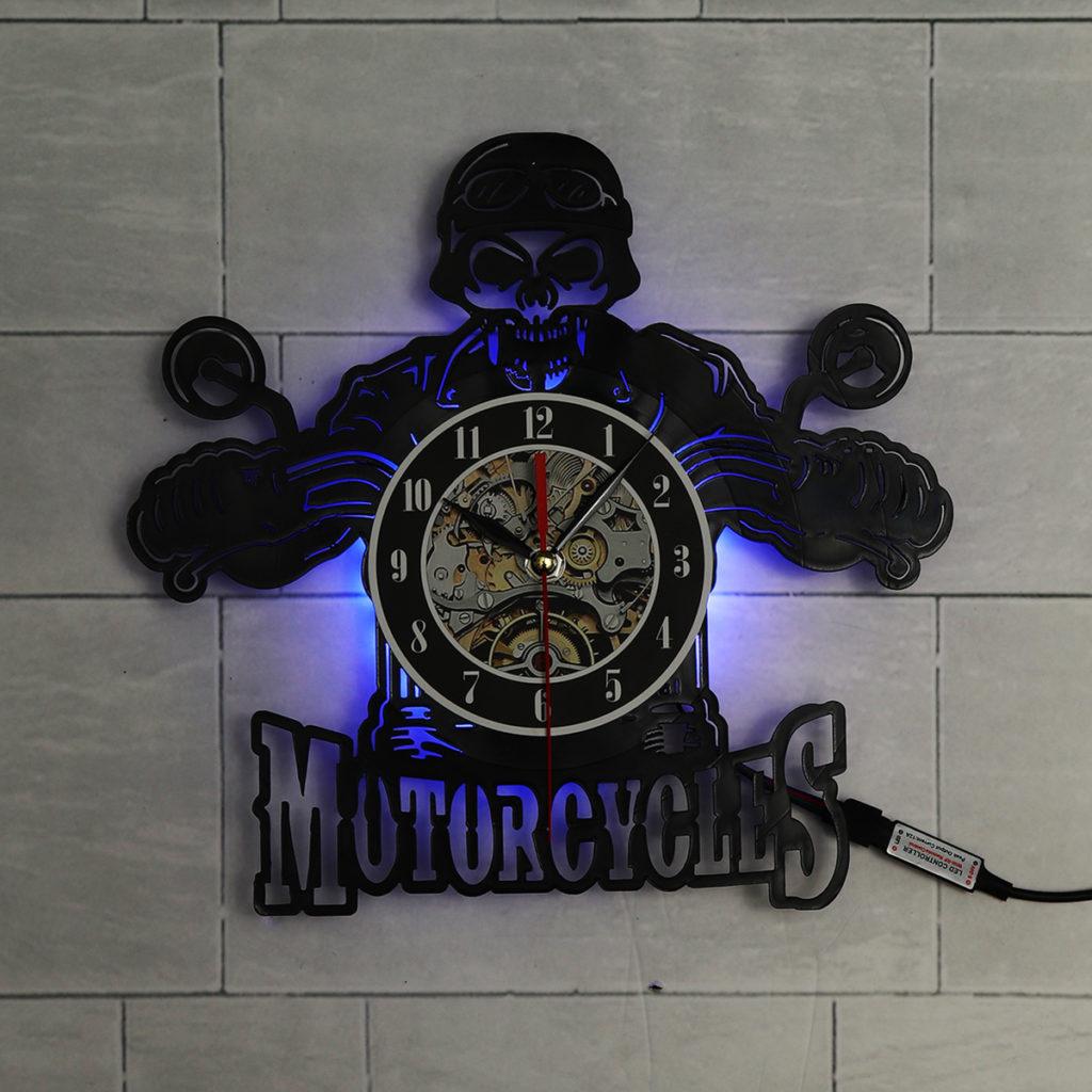 Orologio Motociclista