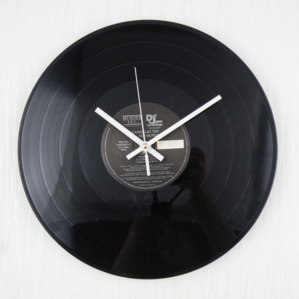 Orologio Vinile Vintage